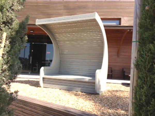 Mobili rio para exterior quinta da madeira - Mobiliario de exterior ...