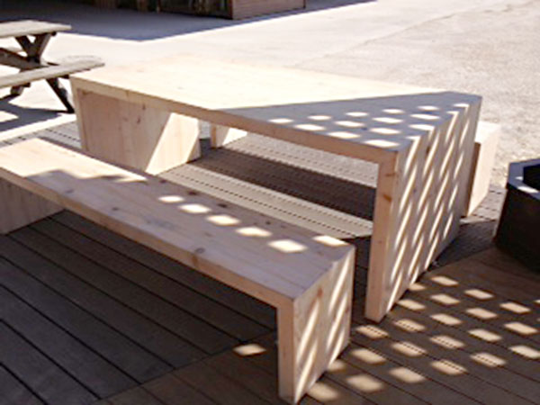 Mobili rio para exterior quinta da madeira for Mobiliario de exterior barato