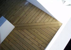 Decks, Passadeiras e Escadas